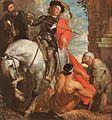 Anthony van Dyck - St Martin Dividing his Cloak - WGA07443.jpg