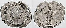 Cornelia Supera era la moglie di Emiliano, ed era di origine africana, entrambi furono colpiti da damnatio memoriae dopo l'ascesa al trono di Valeriano.
