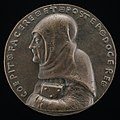 Antonio Marescotti, Saint Bernardino of Siena, 1380-1444, Canonized 1450 (obverse), c. 1444-1462, NGA 44372.jpg
