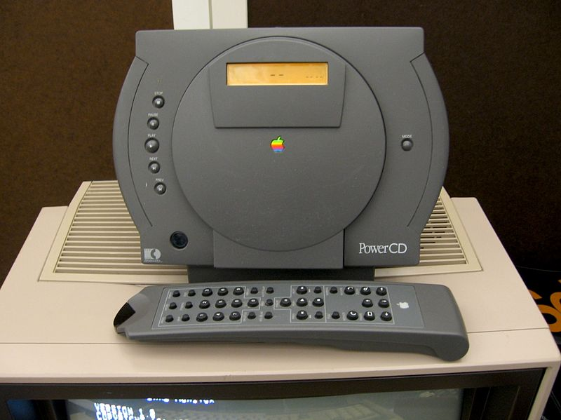 File:Apple PowerCD and remote.jpg