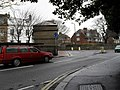 Approaching a mini-roundabout in Richmond Road - geograph.org.uk - 1779276.jpg