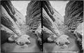 Aquarius Plateau. Tantalus Creek, sandstone boulders. Old nos. 204, 280, 417, 427, 914. - NARA - 518013.tif