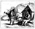 Arène - La vraie tentation du grand Saint Antoine - contes de Noël, 1880, illust 05.png