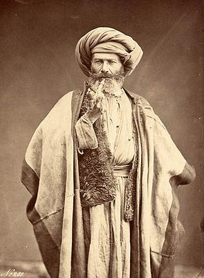 Algerian Fashion