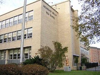 Archbishop Molloy High School - Image: Archbishop Molloy High School