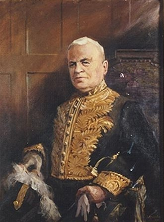 Archibald Peter McNab - Archibald Peter McNab during his time as Lieutenant-Governor of Saskatchewan.