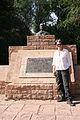 Argenitian memorial to past heroes.JPG