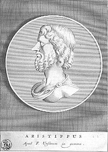 Cirenaicos, fundadores del Hedonismo