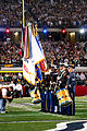 Armed Forces Color Guard at Super Bowl XLV 3.jpg