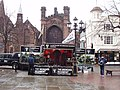Army recruiting stall by Chester Cathedral - geograph.org.uk - 1128169.jpg
