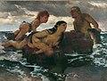 Arnold Böcklin - Meeresidylle - 432 - Österreichische Galerie Belvedere.jpg