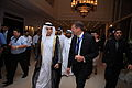 Arrival of H.H. Sheikh Saud Bin Saqr Al Qasimi, The Crown Prince and Deputy Ruler of Ras Al Khaimah - Flickr - Horasis.jpg