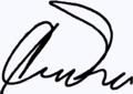 Arthur Blank signature.png