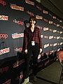 Arwen Elys Dayton at New York Comic Con, October 2014.jpg