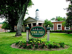Ashland, Virginia - Ashland Town Hall