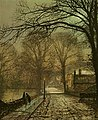 Atkinson Grimshaw 1836-1893 - British Victorian-era painter - Tutt'Art@ (10).jpg