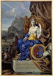 Hispaniae, Galliae, Italiae et Graeciae - Atlas Van der Hagen (3)