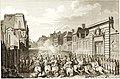 Attroupement au fauxbourg St Antoine L'Epine et Cl. Niquet.jpg