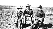 Auckland Mounted Rifles surviving officers December 1918