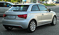 Audi A1 1.6 TDI Ambition rear 20100904.jpg