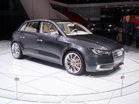 Audi A1 thumbnail
