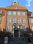 Auguste-Viktoria-Schule, Haus A, Flensburg, September 2013, Bild 02.JPG