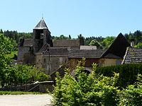 Auriac-du-Périgord village.JPG