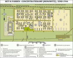 Auschwitz Monowitz map.png
