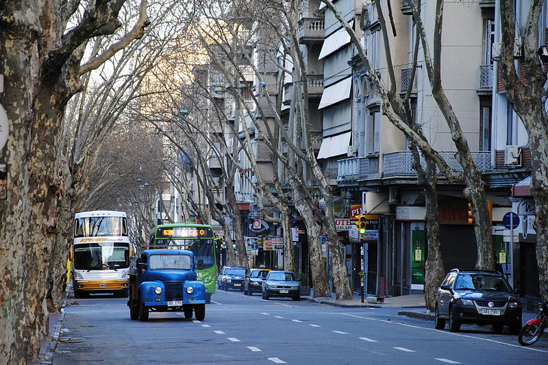 Quanto custa o transporte no Uruguai?