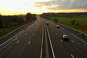 Image illustrative de l'article Autoroute A11 (France)