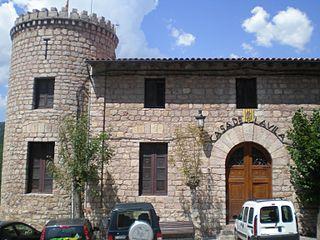 Castellar de nHug Municipality in Catalonia, Spain