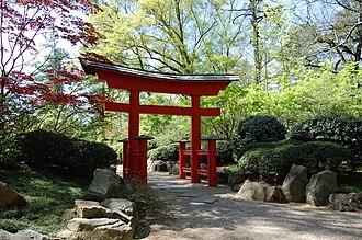 Birmingham Botanical Gardens (United States) - Image: B'ham Botanical Gardens 050