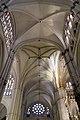 Bóvedas de la catedral de Toledo. 01.JPG