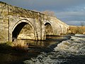 B6265 road bridge over River Ure.jpg