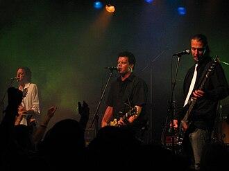 Coca Carola - Coca Carola (reunited) plays at Beat Butcher's 25 year jubilee in 2009.