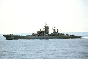 Russian Battlecruiser Kirov Wikipedia