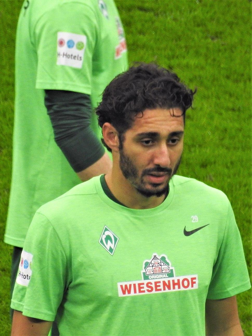 BELFODIL, Ishak Werder 17-18 WP