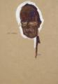 BILDNIS DR OSKAR REICHEL, MASKE (PORTRAIT OF DR OSKAR REICHEL, HEAD STUDY).PNG