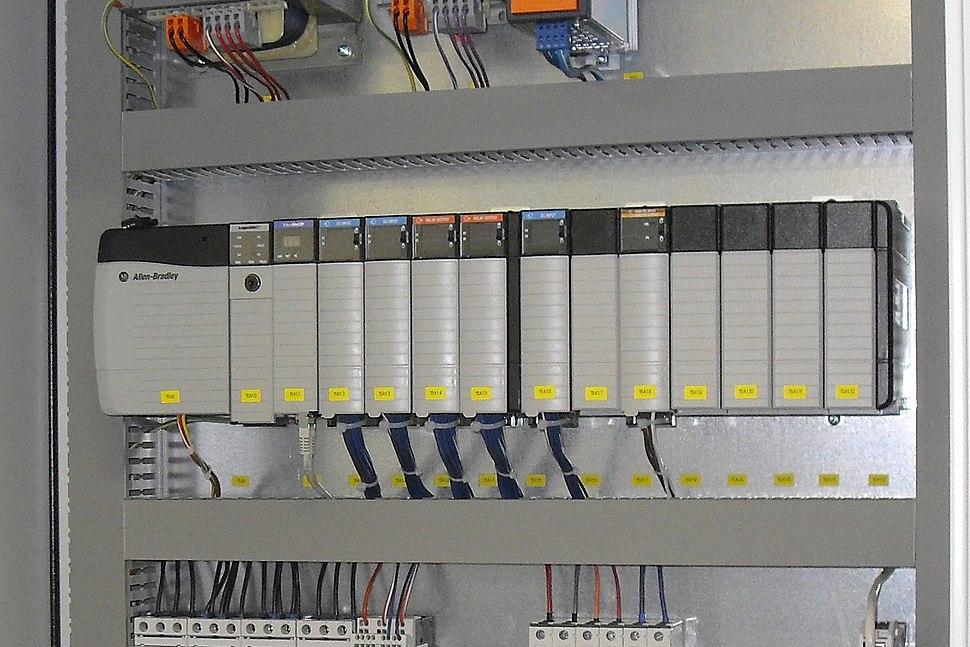 BMA Automation Allen Bradley PLC 3