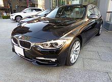 BMW 3 Series (F30) Wikipedia