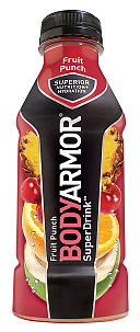 BODYARMOR SuperDrink Fruit Punch Bottle