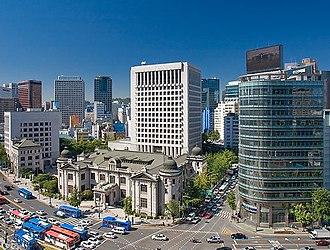 Bank of Korea - Headquarters