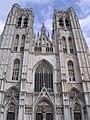 BRUXELLES Cathédrale Saint Michel et Gudule (6).jpg