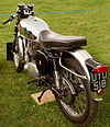 BSA Gold Star Clubmans three quarter rear.jpg