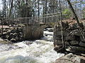 Baboosic Brook and one of the Twin Bridges, Merrimack NH.jpg