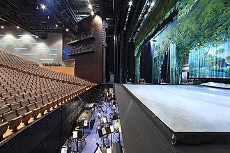 Badminton Theater - Badminton Theater Auditorium