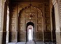 Badshahi Mosque from Inside 01.jpg