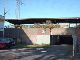 Mülheim (Ruhr) West station railway station in Mülheim an der Ruhr, Germany