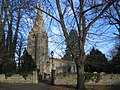 Bainton parish church, Peterborough - geograph.org.uk - 94753.jpg
