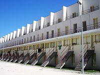 1975-1977: Casas sociais SAAL, Bouça II, Porto.